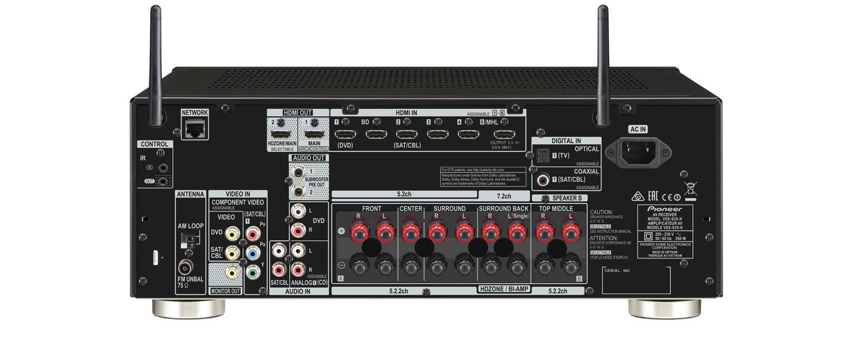 Yamaha Av Receiver Rx A Setup