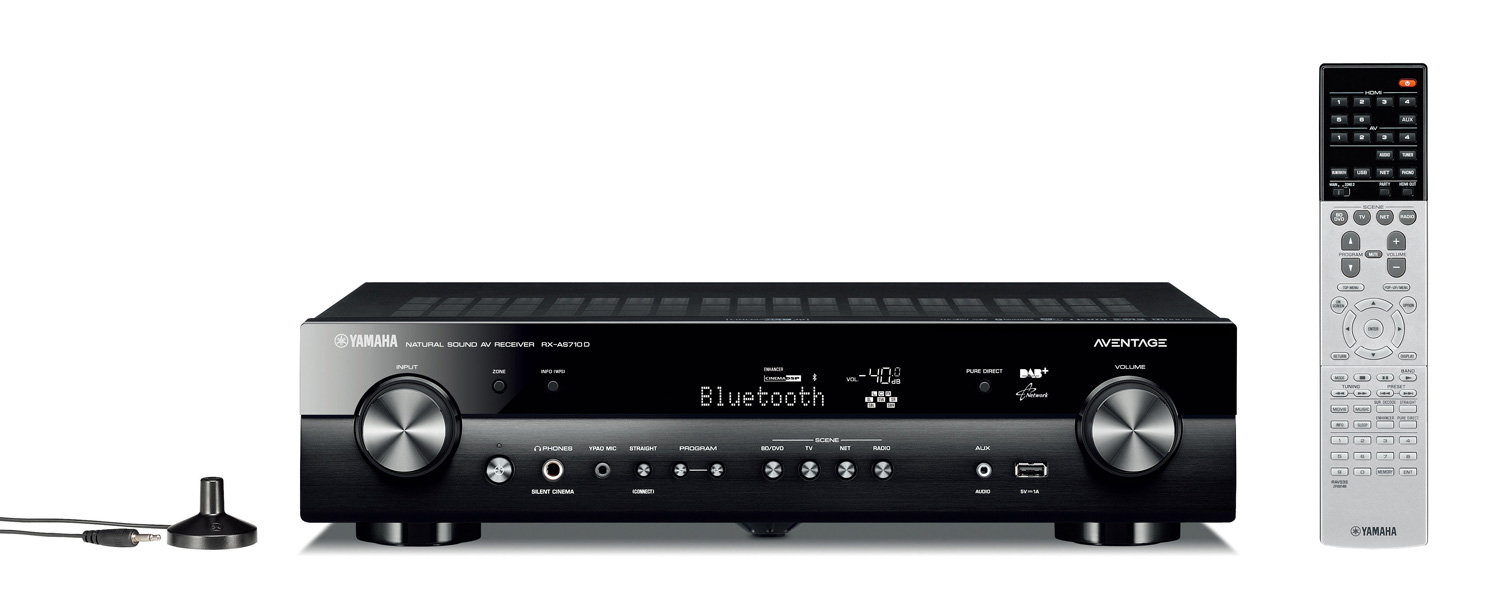 Yamaha Receiver Spotify Connect