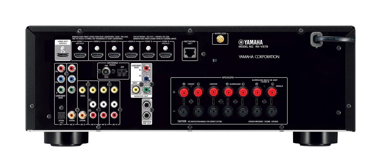 Yamaha Aventage Atmos