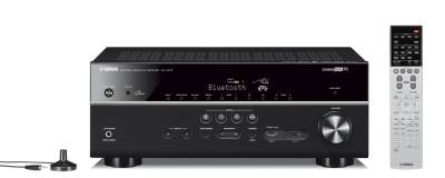 Yamaha Rxv  Bluetooth   Channel Music Cat Av Receiver